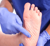 FOOT ORTHODICS